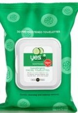 Yes to carrots wipes