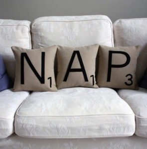 Nap pillows