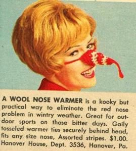 Nosewarmer